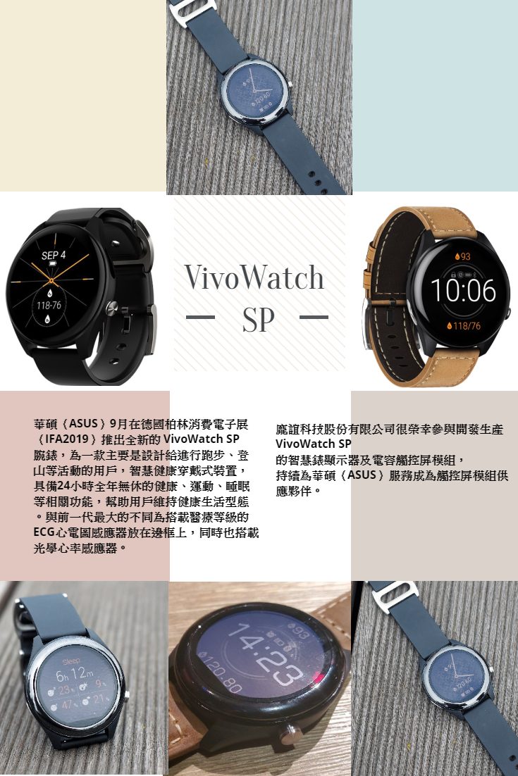 VivoWatch SP 腕錶